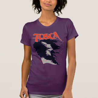 Opera! Puccini's Tosca! T-Shirt