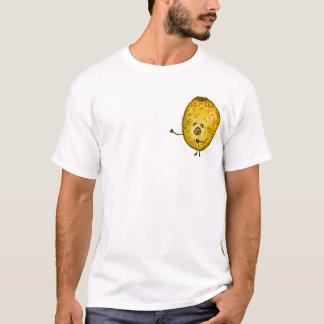 Opera Singing Kiwi Ringer T-Shirt