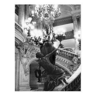Opera Staircase Postcard
