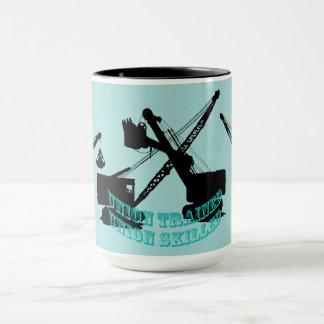 Operating Engineer Crane Operator Shovel Union Mug
