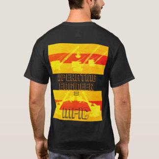 OPERATING ENGINEER = MFIC CRANE SHOVEL SOUTHWEST T-Shirt