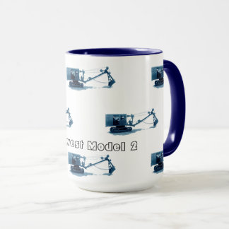 Operating Engineer Northwest Engineering Model 2 Mug
