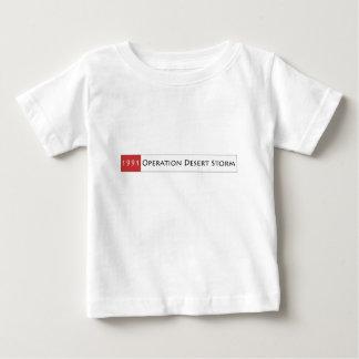 Operation Desert Storm Baby T-Shirt