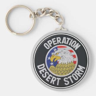 OPERATION DESERT STORM KEYCHAIN