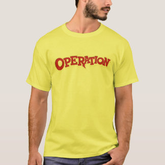 Operation Game Logo T-Shirt