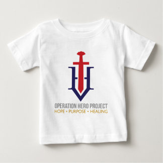 Operation Hero Project T-Shirt Baby