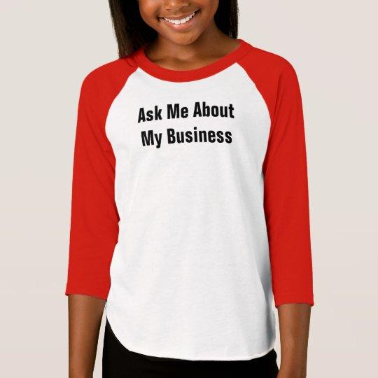 Operation HOPE - Girls' American Apparel T-Shirt