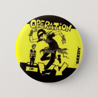Operation Ivy 2 Inch Round Button