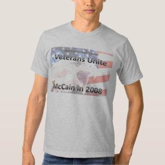 Operation Just Cause Veterans Unite Tee Shirt