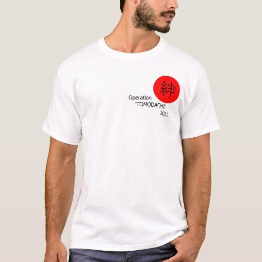 Operation 'TOMODACHI' T-Shirt