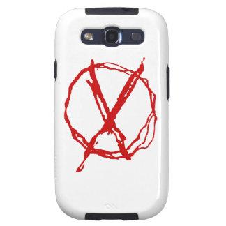 Operator Symbol Galaxy S3 Cover