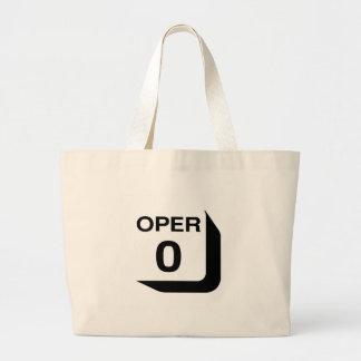 Operator Tote Bag