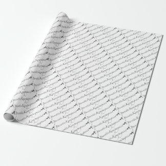 OperetteKompagniet Denmark Wrapping Paper