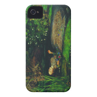 Ophelia by sir John Everett Millais iPhone 4 Case