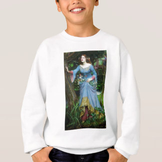 Ophelia (in the woods) sweatshirt