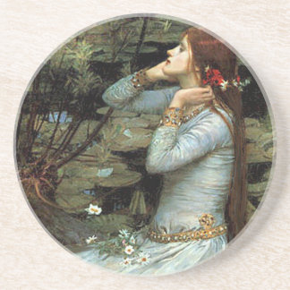 Ophelia seated - add your pet coaster