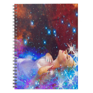 Ophelia Spiral Note Books