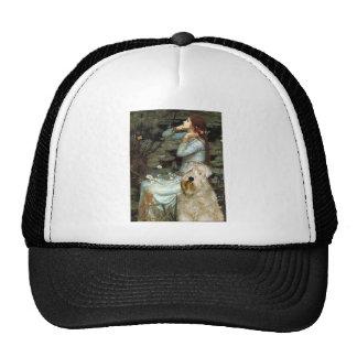 Ophelia - Wheaten Terrier Trucker Hat