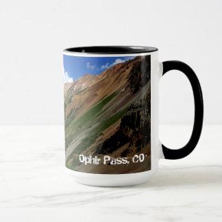 Ophir Pass, Colorado Mug