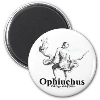 Ophiuchus 2 Inch Round Magnet