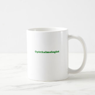Ophthalmologist Coffee Mug