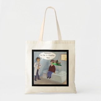 Ophthalmologist Finds A Parade Eye Floater Totebag Tote Bag