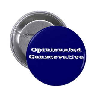 Opinionated Conservative Pins