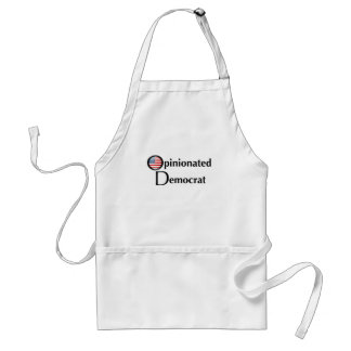 Opinionated Democrat Apron