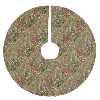 Opium Of The Masses Brushed Polyester Tree Skirt
