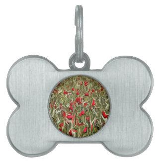 Opium Of The Masses Pet Tag