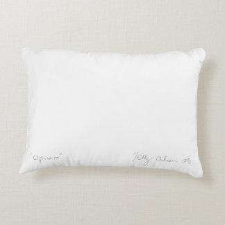 """Opium"" Pillow"