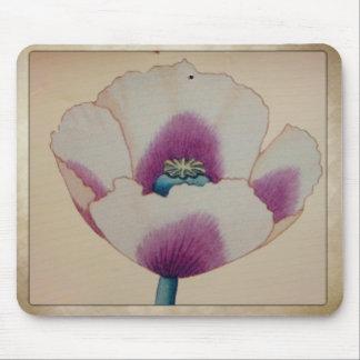 Opium Poppy Mousepad