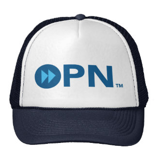 OPN trucker hat