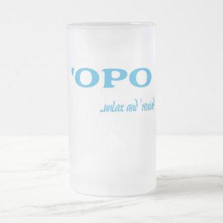 'OPO - The Blue Room Mug