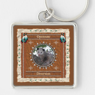 Opossum  -Diversion- Key Chain