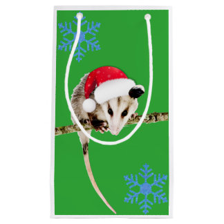 Opossum gift bag