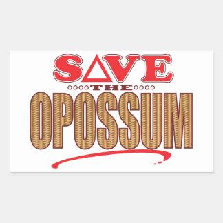 Opossum Save