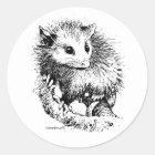 Opossum Stickers