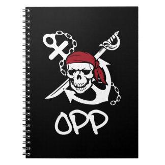 OPP | Notepad Spiral Notebook