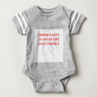 OPPORTUNITY BABY BODYSUIT