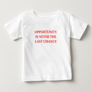OPPORTUNITY BABY T-Shirt