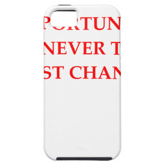 OPPORTUNITY iPhone 5 CASE