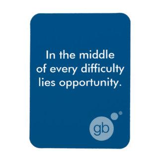 Opportunity magnet