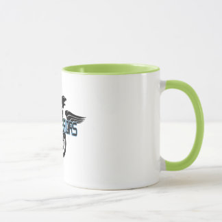 Ops Warriors Coffee Cup