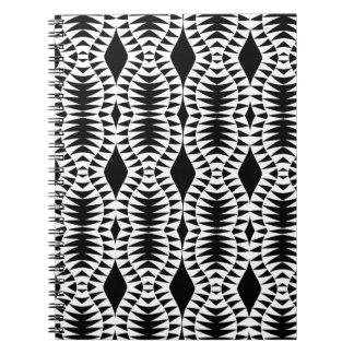 Optic 2 spiral notebook