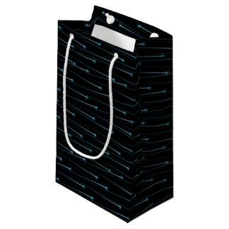Optic fiber cables small gift bag