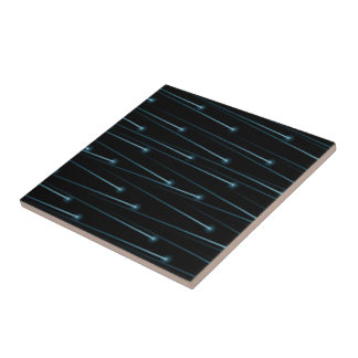 Optic fiber cables tile