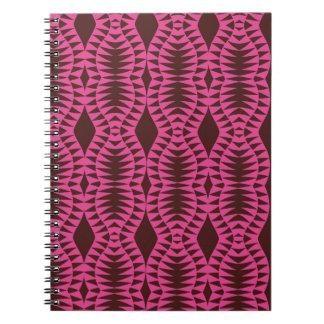Optic Spiral Notebook