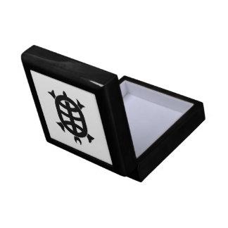 Optical 琳 turtle gift box