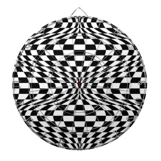Optical Checkerboard Dartboard